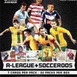 小野やデルピエロが所属するAリーグとオーストラリア代表のカードが直筆サイン封入で発売されます