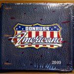 Donruss 開封結果 2009 Americana