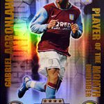 Topps 開封結果 Match Attax Extra Part2