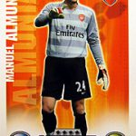 Topps 開封結果 Match Attax Extra Part1
