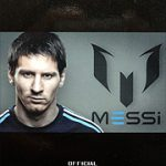 ICONS Messi official card limited Checklist