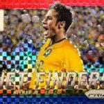 Panini 開封結果 2014 World Cup PRIZM 4BOX目 今のところ最高の内容