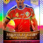 Panini 開封結果 2014 World Cup PRIZM 3BOX目