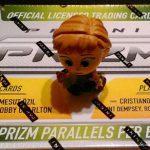 Panini 開封結果 2014 PRIZM World Cup 撃沈しました