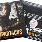 Rittenhouse 開封結果 海外ドラマ Spartacus Premium Pack