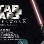 Topps 開封結果 2015 Star Wars Masterwork 2015