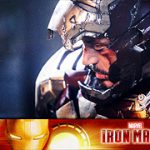 Upper Deck 開封結果 Iron Man 3(アイアンマン3)