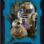 Topps 開封結果 2016 Star Wars Masterwork 2/4