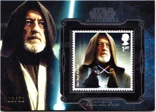 Topps 開封結果 2016 Star Wars Masterwork 4/4