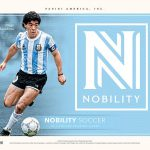 Panini Nobility Soccer 2017 グループブレイク参加