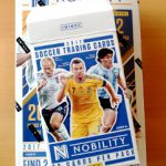 Panini Nobility Soccer 2017 開封結果 パックで今年最高