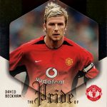Upper Deck Manchester United Mini Playmakers 2003 開封結果(2003.04.11)