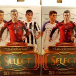2017-18 Panini Select Soccer Retail Excludive エムバペ狙いの開封結果