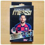 Topps Messi X サッカーカードセットまとめ