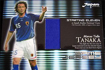 2007 サッカー日本代表SE ジャージカード トゥーリオ