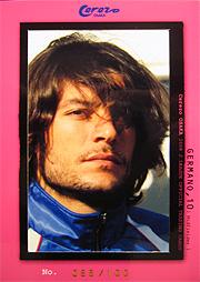 2008TE セレッソ大阪 ジェルマーノ フォトカード