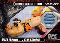 topps UFC 1