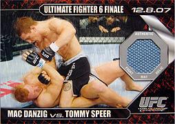 topps UFC 2
