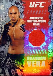 topps UFC 3