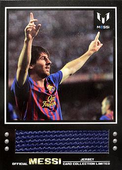 Messi Event-Worn Jersey