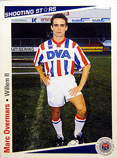 Shooting Stars 91/92 Dutch #262 Marc Overmars