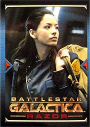 Rittenhouse 開封結果 海外ドラマ Battlestar Galactica Season 4