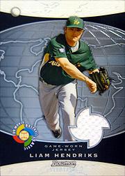 MLB 2009 Bowman Sterling 3