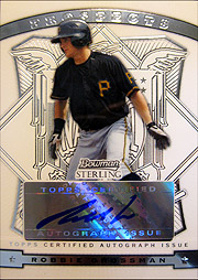 MLB 2009 Bowman Sterling 1
