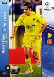 UEFA チャンピオンズリーグカードゲーム2009 ピレス