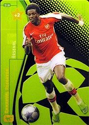 UEFA チャンピオンズリーグカードゲーム2009 アデバヨール