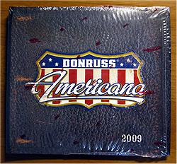Donruss Americana 2009