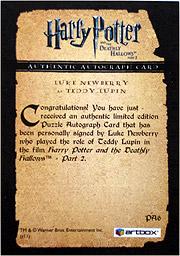ハリー・ポッターと死の秘宝 part 2 パズルサイン2