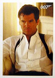 James Bond Archives ピアース・ブロスナン