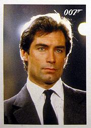 James Bond Archives ティモシー・ダルトン