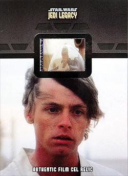 topps Jedi Legacy Film Cel Relic