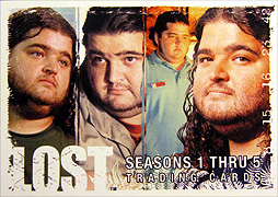 LOST Season 1 Thru 5 プロカード