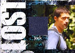 LOST Archives コスチュームカード ジャック1
