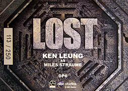 LOST Archives ダーマパッチカード #DP6 マイルズ2