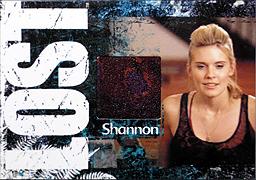 #CC33 Shannon