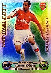 Match Attax 08/09 Walcott