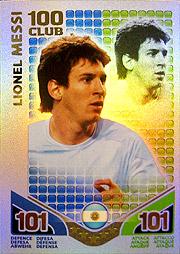 Match Attax ワールドカップ2010 #メッシ