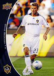 UD MLS 2010 ベッカム