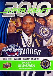 UD MLS 2010 スーパードラフト
