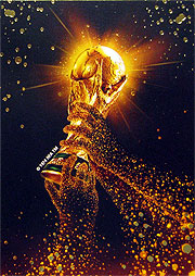 Panini 2010 FIFA World Cup カード