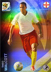 Panini 2010 FIFA World Cup カード #ウォルコット