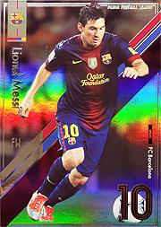Panini Football League 03 #Star Plus Messi