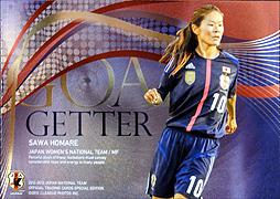 サッカー 日本代表SE 2012-2013 澤