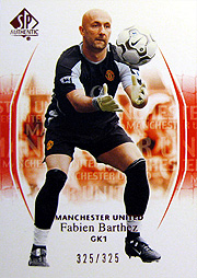 UD Manchester United SP レッドパラレル