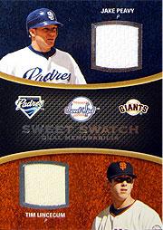 UD 2008 SweetSpot MLB 2