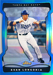 topps FINEST 09 ロンゴリア